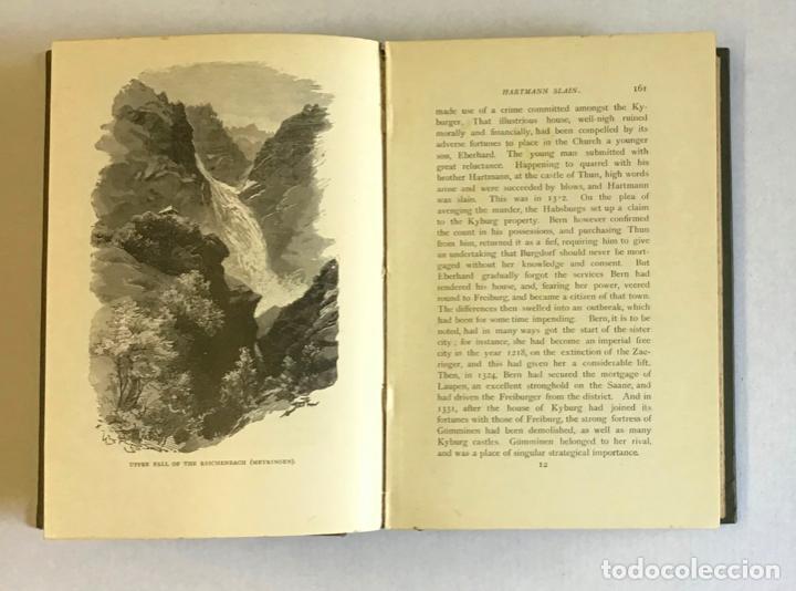 Libros antiguos: SWITZERLAND. - HUG, Lina y STEAD, Richard. - Foto 4 - 222043207