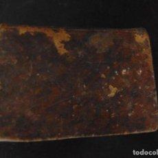 Libros antiguos: LIBRO : SOLIS CONQUISTA DE MEJICO (MADRID 1829). Lote 222153966