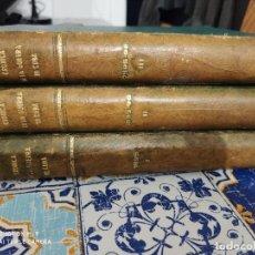 Libros antiguos: CRÓNICA DE LA GUERRA DE CUBA, RAFAEL GUERRERO. EDICIÓN ORIGINAL(1.895-1.896).. Lote 222401251