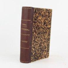Libros antiguos: SOTILEZA, JOSÉ MARÍA DE PEREDA, 1885, IMPRENTA M. TELLO, MADRID. 18X13CM. Lote 223220331