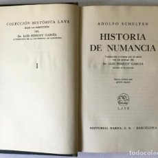 Libros antiguos: HISTORIA DE NUMANCIA. - SCHULTEN, ADOLFO.. Lote 123246767