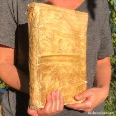 Libros antiguos: 1695 - DON DIEGO DE ARZE REYNOSO - INQUISIDOR GENERAL - 1ª EDICIÓN - DE MUSEO - INQUISICIÓN. Lote 223993925