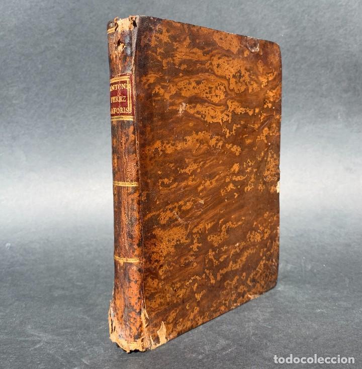 1787 - AFORISMOS DE LAS RELACIONES DE ANTONIO PÉREZ - POLITICA - FELIPE II- HISTORIA DE ESPAÑA (Libros antiguos (hasta 1936), raros y curiosos - Historia Moderna)