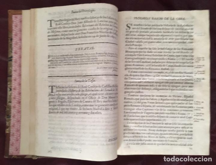 Libros antiguos: Historia de las rebolvciOnes del senado de messina Don Juan Alfonso de Lancina - Foto 9 - 224032905