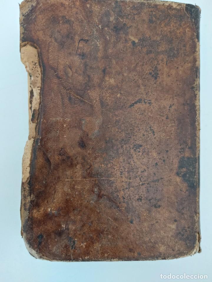 Libros antiguos: ANTIGUO LIBRO - COMPENDIO DE LA HISTORIA DE ESPAÑA - HASTA CARLOS III - 408 PAGINAS - AL FALTAR LA P - Foto 6 - 224324283