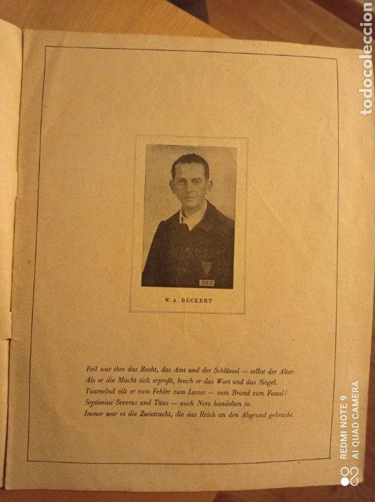 Libros antiguos: Buchenwald campo concentración Alemania nazi tercer reich holocausto - Foto 2 - 226623425