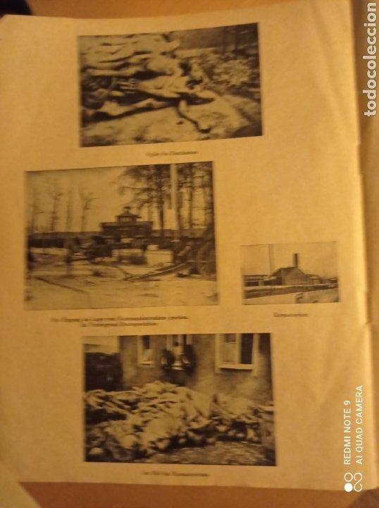 Libros antiguos: Buchenwald campo concentración Alemania nazi tercer reich holocausto - Foto 6 - 226623425