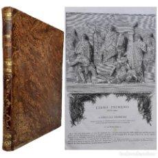 Libros antiguos: 1883 - HISTORIA DEL SIGLO XIX - SOCIEDAD, CIENCIA, ARTE, INDUSTRIA - MUY ILUSTRADO - FOLIO - 31 CM.. Lote 226704425