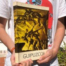 Libros antiguos: GUIPÚZCOA - REVISTA FINANCIERA DEL BANCO DE VIZCAYA - NUMERO EXTRAORDINARIO. Lote 228358205