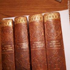 Libros antiguos: ESPAÑA BAJO EL REINADO DE LA CASA DE BORBÓN. POR GUILLERMO GOXE. 4 TOMOS 1846 Y 1847.. Lote 229889945