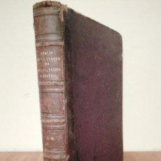 Libros antiguos: ANALES DE LA GUERRA DE ITALIA, PRUSIA Y AUSTRIA, VÍCTOR BALAGUER. Lote 230230385