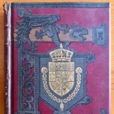 Libri antichi: HISTORIA DE ESPAÑA- CASA DE AUSTRIA - MODESTO LAFUENTE- 1890. Lote 230404395