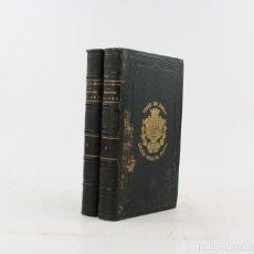 Libros antiguos: CHRISTOPHE COLOMB, 1869, ROSELLY DE LORGUES, 2 TOMOS, DIDIER LIBRAIRES ÉDITEURS, PARIS. 22X15CM. Lote 230520985