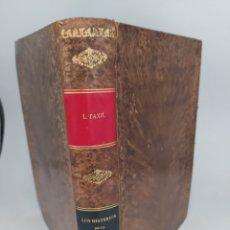 Libros antiguos: LOS SECRETOS DE LA FRANCMASONERÍA. LEO TAXIL 1887. Lote 232445190
