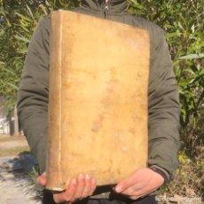 Libros antiguos: 1775 - ENCYCLOPEDIE DE DIDEROT Y DALAMBERT - PERGAMINO - 42X27 CM - PRIMERA ENCICLOPEDIA. Lote 233567080