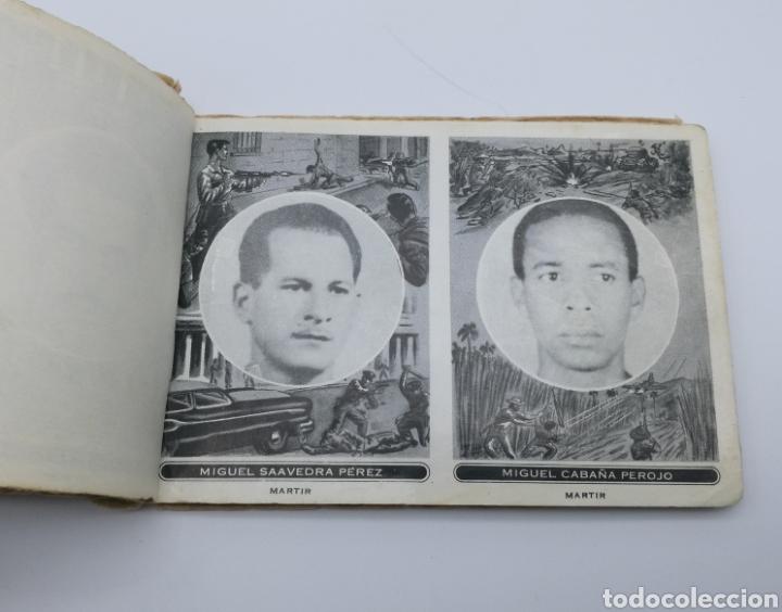 Libros antiguos: Álbum mártires expedición y desembarco del barco Granma Revolucion Cubana Cuba - Foto 3 - 235305180