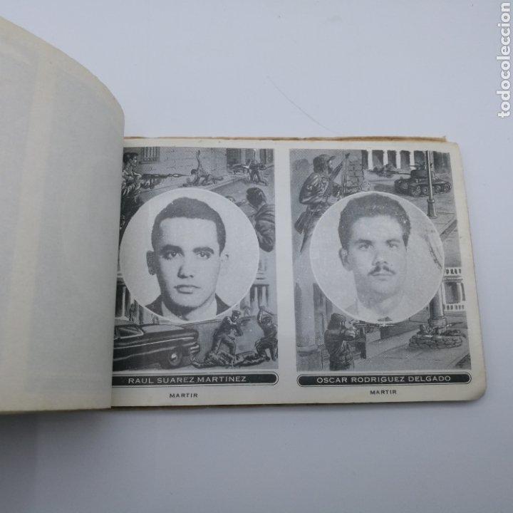 Libros antiguos: Álbum mártires expedición y desembarco del barco Granma Revolucion Cubana Cuba - Foto 4 - 235305180