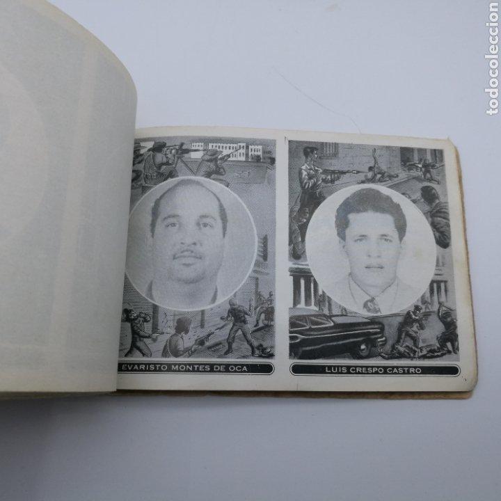 Libros antiguos: Álbum mártires expedición y desembarco del barco Granma Revolucion Cubana Cuba - Foto 5 - 235305180