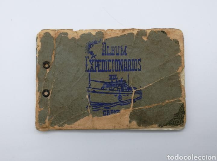 ÁLBUM MÁRTIRES EXPEDICIÓN Y DESEMBARCO DEL BARCO GRANMA REVOLUCION CUBANA CUBA (Libros antiguos (hasta 1936), raros y curiosos - Historia Moderna)