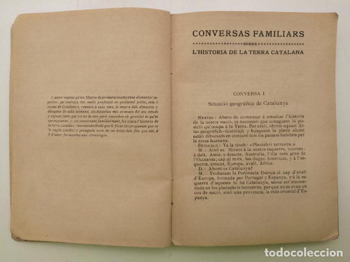 Libros antiguos: HISTORIA CATALUNYA, JOAN OLIVA Y MILA 1901, (VILANOVA Y GELTRU) - Foto 4 - 235314360