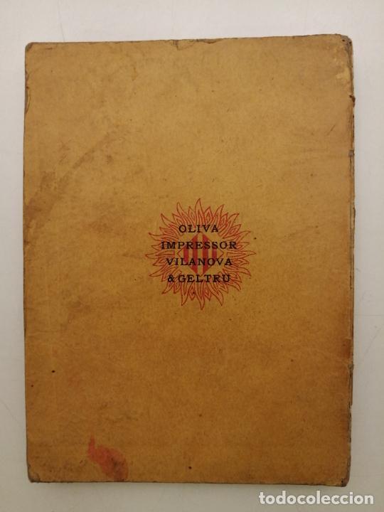 Libros antiguos: HISTORIA CATALUNYA, JOAN OLIVA Y MILA 1901, (VILANOVA Y GELTRU) - Foto 17 - 235314360