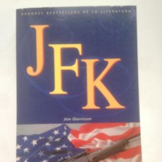 Libros antiguos: JFK, JIM GARRISON, GRUPO CORREO, TAPA BLANDA. Lote 235803550