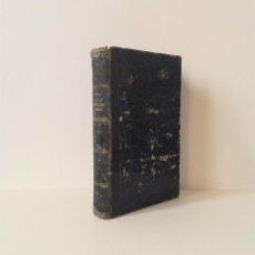 Libros antiguos: APUNTACIONES CRÍTICAS SOBRE EL LENGUAJE BOGOTANO, 1876, RUFINO JOSÉ CUERVO, BOGOTÁ. 19,5X13,5CM. Lote 237073430