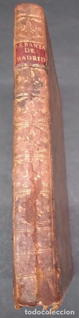 Libros antiguos: Motín de Esquilache. Discurso Histórico de lo acaecido en el alboroto ocurrido en la Corte de Madrid - Foto 3 - 238399250