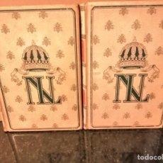 Libros antiguos: IMBERT DE SAINT-AMAND NAPOLEÓN LLL 2 TOMOS. Lote 240941675