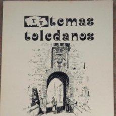 Libros antiguos: TOLEDO Y SU PROVINCIA EN LA GUERRA DE 1808 - TEMAS TOLEDANOS - NUM. 6 - IPIET.. Lote 241295565
