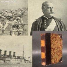 Libros antiguos: 1898 - GUERRA DE CUBA - FILIPINAS - MUNSEY'S MAGAZINE - HISTORIA. Lote 243993630