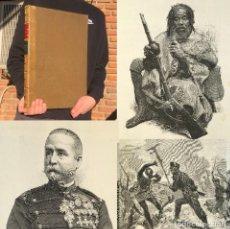 Libri antichi: OBRA MAGNA - LA ILUSTRACION ESPAÑOLA Y AMERICANA - AÑO 1893 - GUERRA DE MARRUECOS - AFRICA. Lote 244015825