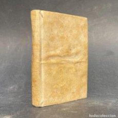 Libri antichi: 1785 - HISTORIA DE GABRIEL DE ESPINOSA, PASTELERO DE MADRIGAL, QUE FINGIO SER REY DE PORTUGAL. Lote 244021555