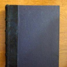 Libros antiguos: RIBA CONSEJO SUPREMO DE ARAGON EN EL REINADO DE FELIPE II 1914. Lote 244696000