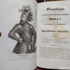 Libros antiguos: CATALUÑA. CONDE DE BARCELONA VINDICADOS, PROSPERO BOFARULL. IMP. DE J. OLIVERES Y MONMANY, 1836 RARO. Lote 245064670