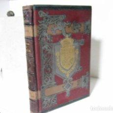 Livres anciens: HISTORIA GENERAL DE ESPAÑA. TOMO 16 MODESTO LAFUENTE. 1889. Lote 247283595