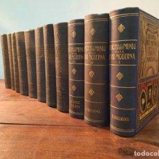 Libros antiguos: HISTORIA DEL MUNDO EN LA EDAD MODERNA, COMPLETA 11 TOMOS - ED. RAMON SOPENA, 1935-1942, 2ª EDICION. Lote 251730960