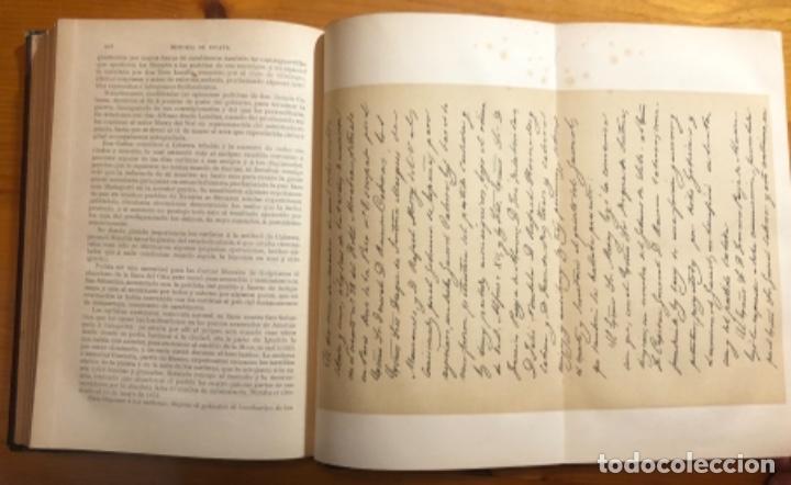 Libros antiguos: HISTORIA DE ESPAÑA- MODESTO LAFUENTE- ISABEL II- AMADEO- PRIM- GUERRAS CARLISTAS- 1890 - Foto 5 - 253263785