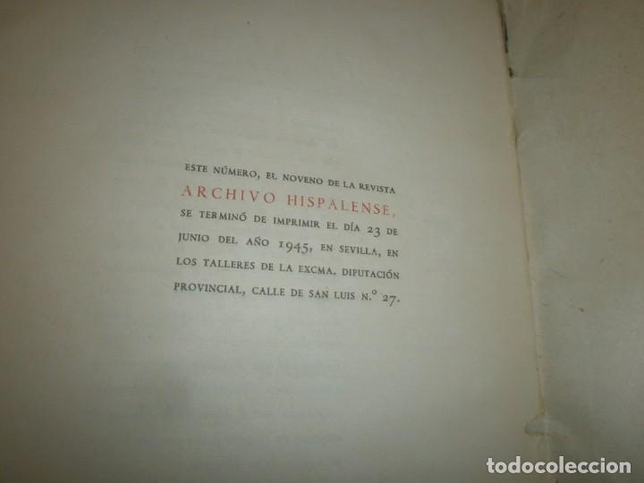 Libros antiguos: Cinco lustros de la Historia Gaditana Cádiz bajo el poderio de la casa Ponce de león 1945 Sevilla - Foto 5 - 254793655
