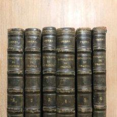 Libros antiguos: HISTORIA DE LA REVOLUCIÓN DE FRANCIA DESDE EL AÑO 1787 HASTA 1815. Lote 255470480