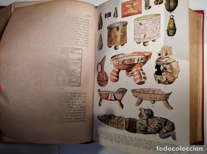 Libros antiguos: Historia del Mundo en la Edad Moderna - Foto 3 - 260090785