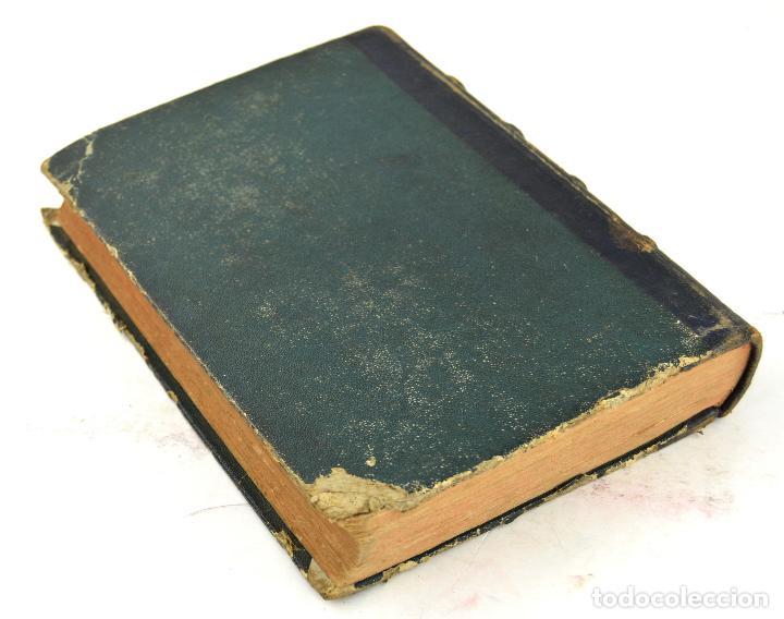 Libros antiguos: El último suplicio de las libertades catalanas, 2a parte, José Hernandez del Mas, 1858, Barcelona. - Foto 3 - 260839570