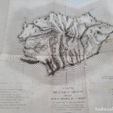 Libros antiguos: MEMORIAL DE SAINT HÉLÈNE - LAS CASES - PRIMERA EDICIÓN 1823 - NAPOLEÓN MEMORIAL DE SANTA ELENA. Lote 264031585