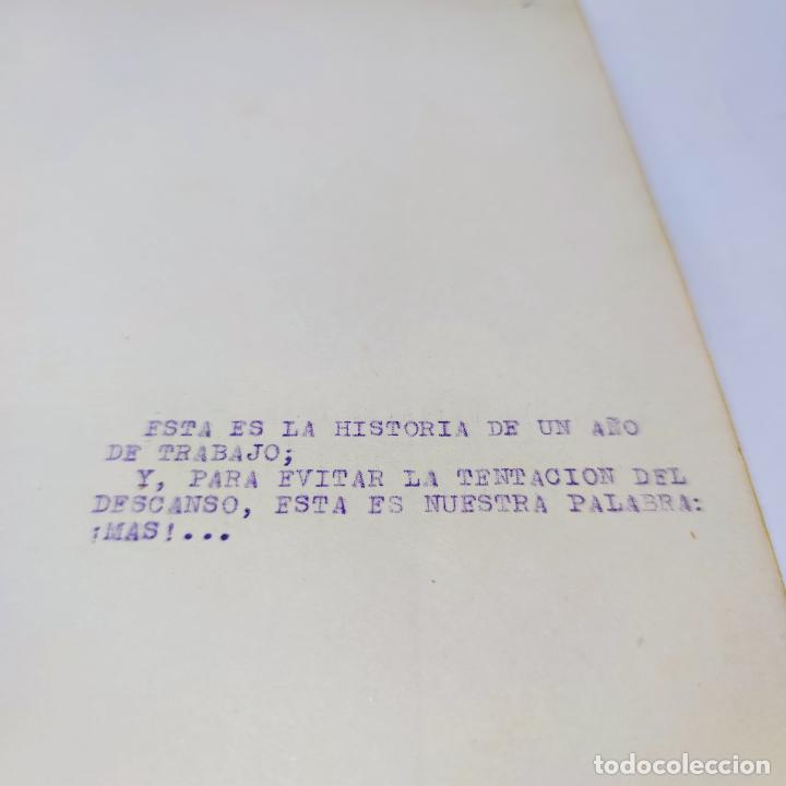 Libros antiguos: Álbum bibliográfico, documentas y fotográfico del centro general Santa María del Carmen de Murcia. - Foto 3 - 266305048