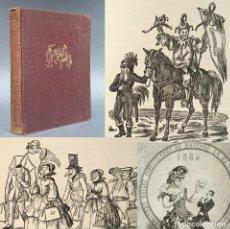 Livros antigos: VISIONS BARCELONINES 1760 - 1860 COSTUMS, FESTES I SOLEMNITATS - BARCELONA. Lote 267069819