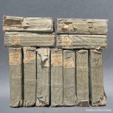 Libros antiguos: 1705 - LE CLEF - GUERRA DE SUCESIÓN ESPAÑOLA - HISTORIA EUROPEA - LOTE DE 11 LIBROS. Lote 267237444