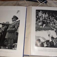 Livres anciens: 2 LIBROS/ALBUNES DE LOS JUEGOS OLIMPICOS DE LA ALEMANIA NAZI DE 1936.. Lote 267334749