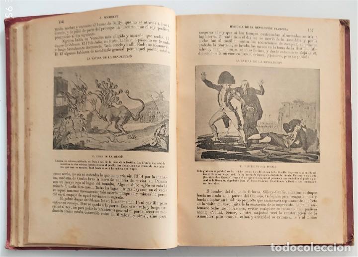 Libros antiguos: HISTORIA DE LA REVOLUCIÓN FRANCESA - TOMO I - MICHELET - TRADUCCIÓN BLASCO IBAÑEZ - AÑO 1898 - Foto 8 - 267355084