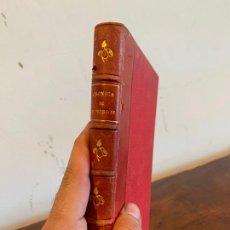 Livros antigos: CRÒNICA DEL REY DE ARAGON PEDRO IV EL CEREMONIO SI, EL PUNYALET BOFARULL 1850. Lote 268134864