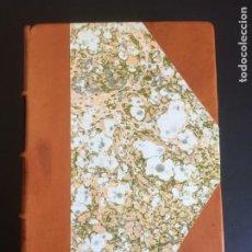 Libros antiguos: VIDA Y PAISAJE DE BILBAO.JUAN A. ZUNZUNEGUI Y LOREDO. 1926. Lote 269262528